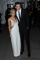 www.acepixs.com<br /> February 8, 2017  New York City<br /> <br /> Zoe Kravitz and Karl Glusman attending the amfAR New York Gala 2017 at Cipriani Wall Street on February 8, 2017 in New York City.<br /> <br /> Credit: Kristin Callahan/ACE Pictures<br /> <br /> Tel: 646 769 0430<br /> Email: info@acepixs.com