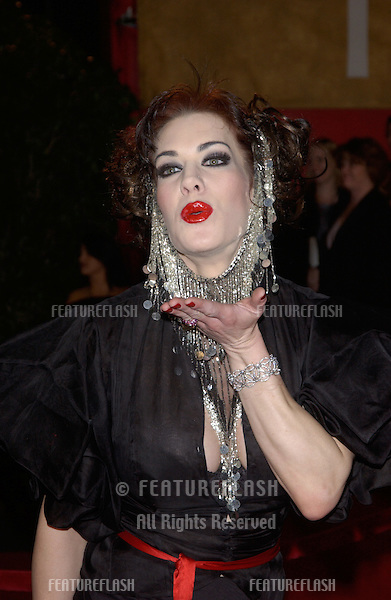 JOANIE LAUER (aka CHYNA) at the 30th Annual People's Choice Awards in Pasadena, CA..January 11, 2004