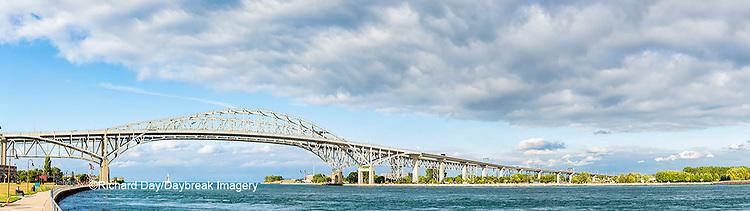 64795-01603  Blue Water Bridge Port Huron, MI