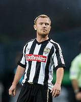 Adam Campbell of Notts Co during the Sky Bet League 2 match between Notts County and Wycombe Wanderers at Meadow Lane, Nottingham, England on 10 December 2016. Photo by Andy Rowland.