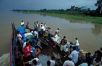 Passenger transportation, line: Iquitos - Pevas