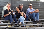 Palos Verdes, CA 09/22/11 - The Peninsula crowd ) in action during the Beverly Hills-Peninsula Varsitty Football gane.