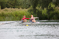 Race: 96  W.J14.2x  Heat 1<br /> <br /> Peterborough Summer Regatta 2018 - Sunday<br /> <br /> To purchase this photo, or to see pricing information for Prints and Downloads, click the blue 'Add to Cart' button at the top-right of the page.