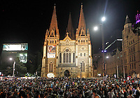 White Night in Melbourne on February 21 , 2015