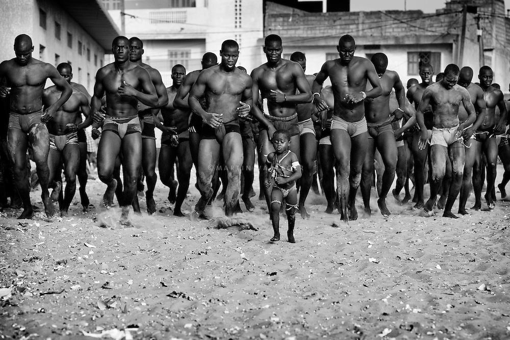 Senegalese Wrestling Season Resumes in Dakar [PHOTOS]