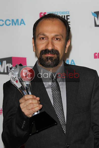 Asghar Farhadi<br />