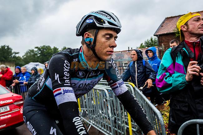 Nikki Terpstra, OPQS, Tour de France, Stage 5: Ypres > Arenberg Porte du Hainaut, UCI WorldTour, 2.UWT, Wallers, France, 9th July 2014, Photo by Thomas van Bracht / Peloton Photos