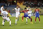 Deportivo Pasto cedió terreno tras igualar 2-2 ante Once Caldas, en el Departamental La Libertad, en duelo de ida de los cuartos de final de la Copa Colombia.