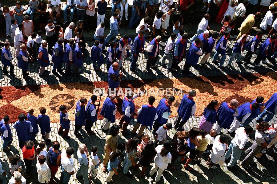 Semana Santa em Ouro Preto, Minas Gerais. 1998. Foto de Juca Martins.