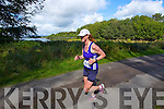 Lorraine O'Halloran who took part in the Killarney Women's Mini Marathon on Saturday last.