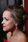 """Stephanie Styles during the Broadway Opening Night Curtain Call for """"Kiss Me, Kate""""  at Studio 54 on March 14, 2019 in New York City."""