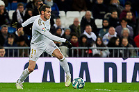 Gareth Bale of Real Madrid during La Liga match between Real Madrid and Real Sociedad at Santiago Bernabeu Stadium in Madrid, Spain. November 23, 2019. (ALTERPHOTOS/A. Perez Meca)<br /> Liga Spagna 2019/2020 <br /> Real Madrid - Real Sociedad <br /> Foto Alterphotos / Insidefoto <br /> ITALY ONLY