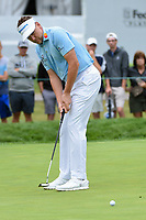 Ian Poulter (GBR) sinks his putt on 11 during Rd4 of the 2019 BMW Championship, Medinah Golf Club, Chicago, Illinois, USA. 8/18/2019.<br /> Picture Ken Murray / Golffile.ie<br /> <br /> All photo usage must carry mandatory copyright credit (© Golffile | Ken Murray)