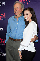 """LOS ANGELES - OCT 2:  Clint Eastwood, Francesca Eastwood at the """"M.F.A."""" Premiere at the The London West Hollywood on October 2, 2017 in West Hollywood, CA"""