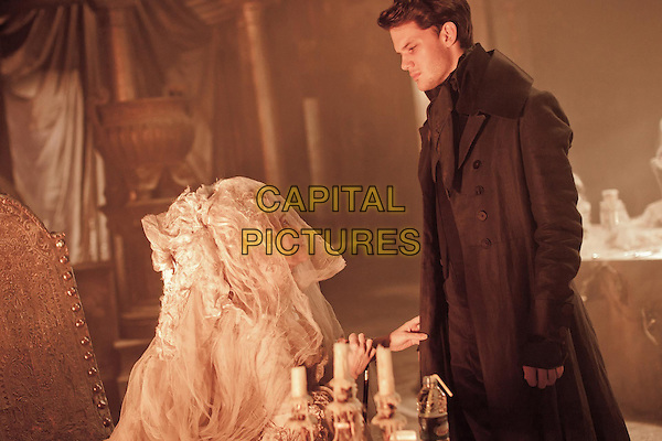 Helena Bonham Carter, Jeremy Irvine<br /> in Great Expectations (2012) <br /> *Filmstill - Editorial Use Only*<br /> CAP/FB<br /> Supplied by Capital Pictures