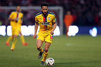 Andros Townsend of Crystal Palace during Doncaster Rovers vs Crystal Palace, Emirates FA Cup Football at the Keepmoat Stadium on 17th February 2019