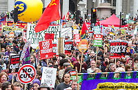 The People&rsquo;s Assembly Against Austerity<br /> End Austerity Now Demo June 2015