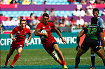 Valerii Khlutkov, Day 1 at Hong Kong Stadium, HSBC World Rugby Sevens Series, Hong Kong Sevens 2019 - Photo Martin Seras Lima