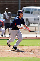 Roberto Perez - Cleveland Indians 2009 Instructional League.Photo by:  Bill Mitchell/Four Seam Images..