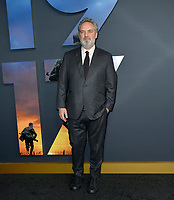 "LOS ANGELES, USA. December 19, 2019: Sam Mendes at the premiere of ""1917"" at the TCL Chinese Theatre.<br /> Picture: Paul Smith/Featureflash"