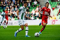 GRONINGEN - Voetbal, FC Groningen - FC Twente, Eredivisie, seizoen 2019-2020, 10-08-2019, FC Groningen speler Ajdin Hrustic