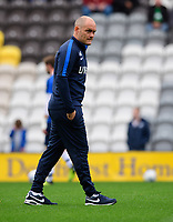 Preston North End manager Alex Neil during the pre-match warm-up<br /> <br /> Photographer Chris Vaughan/CameraSport<br /> <br /> The EFL Sky Bet Championship - Preston North End v Reading - Saturday 15th September 2018 - Deepdale - Preston<br /> <br /> World Copyright &copy; 2018 CameraSport. All rights reserved. 43 Linden Ave. Countesthorpe. Leicester. England. LE8 5PG - Tel: +44 (0) 116 277 4147 - admin@camerasport.com - www.camerasport.com