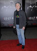 "05 February 2018 - Burbank, California - Tom Skerritt. ""The 15:17 To Paris"" Los Angeles Premiere held at Warner Bros. Studios, SJR Theater. Photo Credit: Birdie Thompson/AdMedia"