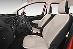 Front seat view of a 2015 Ford Tourneo Courier Titanium 5 Door Minimpv Front Seat car photos