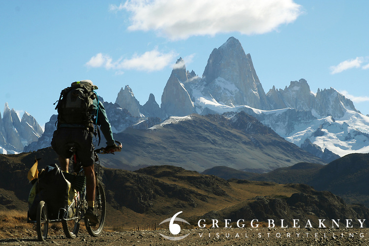 Bicycle Tour - Fitz Roy Massif - Argentina