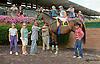 Diamond Heist winning at Delaware Park on 8/13/14