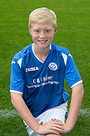 St Johnstone FC Academy Under 13's<br /> Ross Cameron<br /> Picture by Graeme Hart.<br /> Copyright Perthshire Picture Agency<br /> Tel: 01738 623350  Mobile: 07990 594431