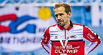 Ralf BADER (Trainer SG Bietigheim)\ beim Spiel in der Handball Bundesliga, SG BBM Bietigheim - Rhein Neckar Loewen.<br /> <br /> Foto &copy; PIX-Sportfotos *** Foto ist honorarpflichtig! *** Auf Anfrage in hoeherer Qualitaet/Aufloesung. Belegexemplar erbeten. Veroeffentlichung ausschliesslich fuer journalistisch-publizistische Zwecke. For editorial use only.