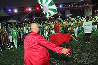 SÃO PAULO, SP, 01.12.2018 – CARNAVAL-SP – A Liga das Escolas de Samba de SP, comemora o dia Nacional do Samba com o lançamento do CD de Sambas de Enredo do Carnaval 2019, a escola de samba   X9 Paulistana na Fábrica do Samba em São Paulo neste sábado, 01(Foto: Nelson Gariba/Brazil Photo Press)