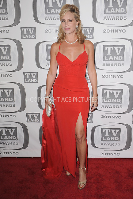 WWW.ACEPIXS.COM . . . . . .April 10, 2011...New York City...Sonja Morgan attends the 9th Annual TV Land Awards at the Javits Center on April 10, 2011 in New York City.....Please byline: KRISTIN CALLAHAN - ACEPIXS.COM.. . . . . . ..Ace Pictures, Inc: ..tel: (212) 243 8787 or (646) 769 0430..e-mail: info@acepixs.com..web: http://www.acepixs.com .