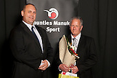 Service to Sport Recpients. Counties Manukau Sport Sporting Excellence Awards held at the Telstra Clear Pacific Events Centre Manukau on December 1st 2011.