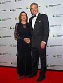 Speaker of the United States House of Representatives Nancy Pelosi (Democrat of California) and her husband, Paul, arrive for the formal Artist's Dinner honoring the recipients of the 42nd Annual Kennedy Center Honors at the United States Department of State in Washington, D.C. on Saturday, December 7, 2019. The 2019 honorees are: Earth, Wind & Fire, Sally Field, Linda Ronstadt, Sesame Street, and Michael Tilson Thomas.<br /> Credit: Ron Sachs / Pool via CNP