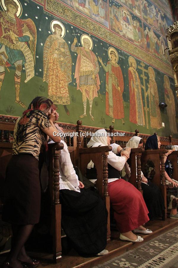 Israel, the Romanian Orthodox Church in Jerusalem