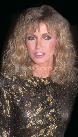 Donna Mills 1989<br /> Photo By John Barrett/PHOTOlink.net /MediaPunch