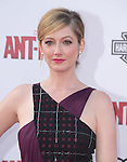 "Judy Greer attends The Premiere Of Marvel's ""Ant-Man"" held at The Dolby Theatre  in Hollywood, California on June 29,2015                                                                               © 2015 Hollywood Press Agency"
