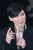 Emma Willis at the Celebrity Big Brother series launch - Arrivals<br /> Borehamwood. 07/01/2015  Picture by: James Smith / Featureflash