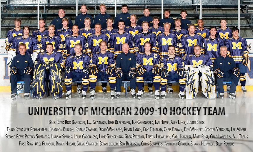 2009-10 Men's Ice Hockey