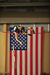11 MAR 2016:   Justin Estela of ORU competes in the Men's Pole Vault at the Division I Men&rsquo;s and Women&rsquo;s Indoor Track &amp; Field Championship is held at<br /> the Crossplex in Birmingham, Al. Tom<br /> Ewart/NCAA Photos