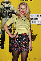 "Jess Ellerby arrives for the ""SVENGALI"" premiere at the Rich Mix Cinema, Shoreditch,  London. 11/03/2014 Picture by: Steve Vas / Featureflash"