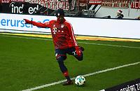 David Alaba (FC Bayern Muenchen) - 09.12.2017: Eintracht Frankfurt vs. FC Bayern München, Commerzbank Arena