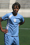 23 August 2003: Beat forward Maribel Dominguez of Mexico. The Atlanta Beat practiced at Torero Stadium in San Diego, CA the day before playing the WUSA's Founders Cup III championship game.
