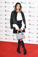 at the Virgin Money Giving Mind Media Awards at the Odeon Leicester Square, London, UK. <br /> 13 November  2017<br /> Picture: Steve Vas/Featureflash/SilverHub 0208 004 5359 sales@silverhubmedia.com