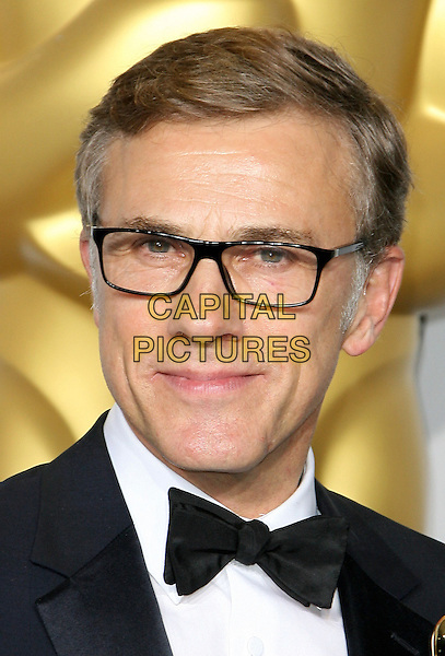 02 March 2014 - Hollywood, California -  Christoph Waltz. 86th Annual Academy Awards held at the Dolby Theatre at Hollywood &amp; Highland Center. <br /> CAP/ADM<br /> &copy;AdMedia/Capital Pictures