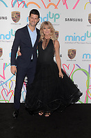 BEVERLY HILLS, CA - NOVEMBER 03: Novak Djokovic, Goldie Hawn at Goldie's Love In For Kids at Ron Burkle's Green Acres Estate on November 3, 2017 in Beverly Hills, California. <br /> CAP/MPI/DE<br /> &copy;DE/MPI/Capital Pictures