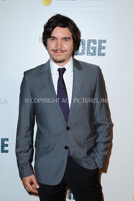 WWW.ACEPIXS.COM<br /> <br /> July 8 2013, LA<br /> <br /> Arturo del Puerto arriving at the series premiere of FX's 'The Bridge' at DGA Theater on July 8, 2013 in Los Angeles, California. <br /> <br /> By Line: Peter West/ACE Pictures<br /> <br /> <br /> ACE Pictures, Inc.<br /> tel: 646 769 0430<br /> Email: info@acepixs.com<br /> www.acepixs.com