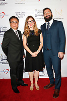 BURBANK - APR 27: Steve Lee, Guests at the Faith, Hope and Charity Gala hosted by Catholic Charities of Los Angeles at De Luxe Banquet Hall on April 27, 2019 in Burbank, CA